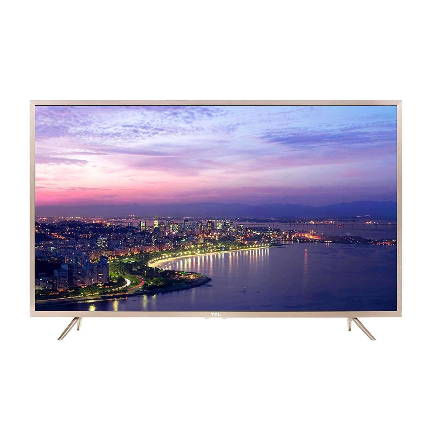 TCL L55P2MUS 55 Inch 4K Ultra HD Smart LED Television