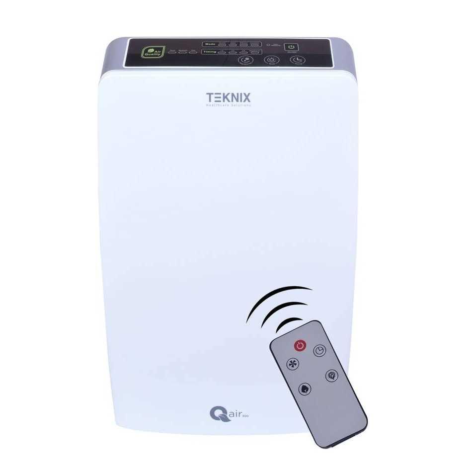 Teknix Qair 300 Portable Room Air Purifier