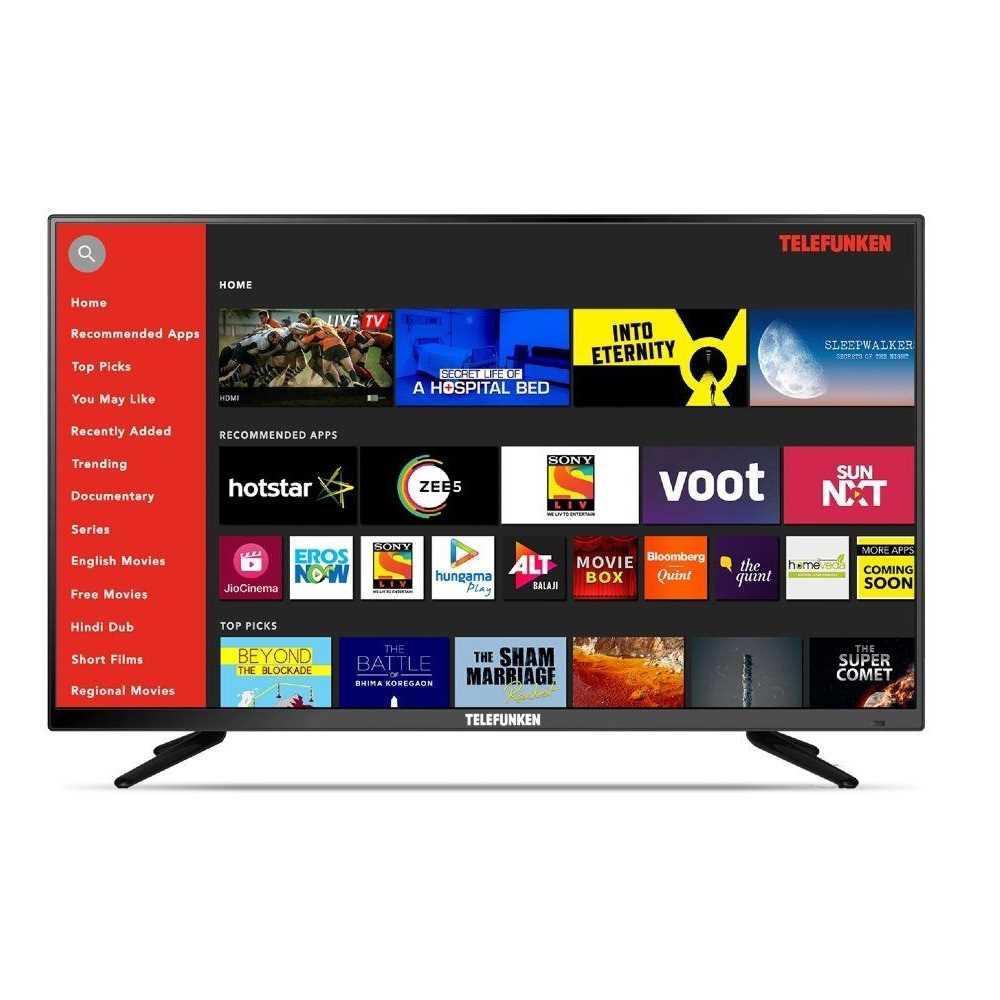 Telefunken TFK32QS 32 Inch HD Ready Smart LED Television