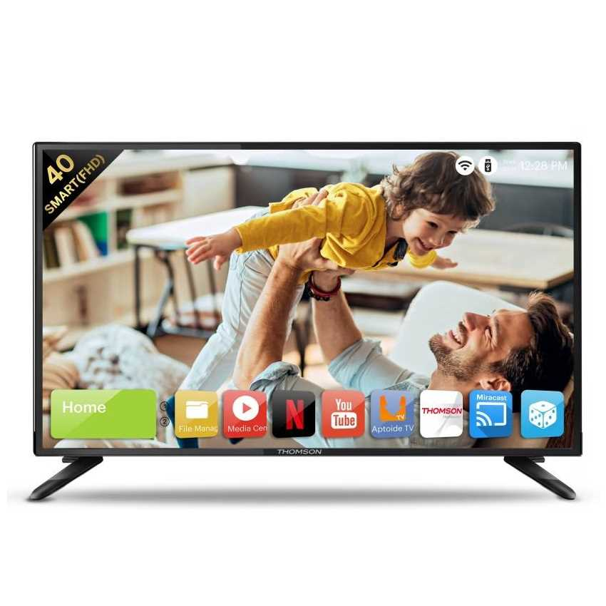 Thomson 40M4099 40 Inch Full HD Smart LED Television