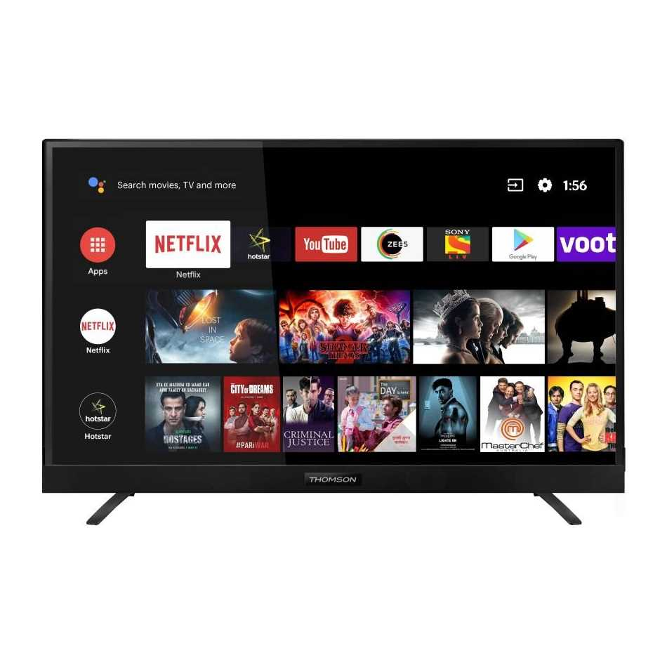Thomson 43 OATH 1000 43 Inch 4K Ultra HD Smart Android LED Television