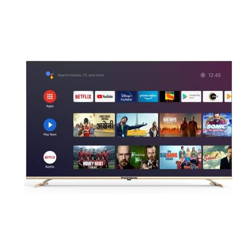 Thomson 55 OATHPRO 0101 55 Inch 4K Ultra HD Smart Android LED Television
