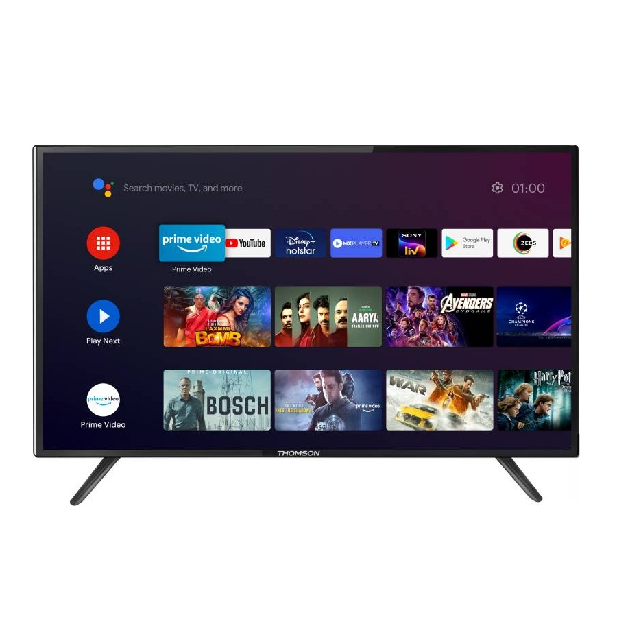Thomson 55PATH5050 55 Inch 4K Ultra HD Smart Android LED Television