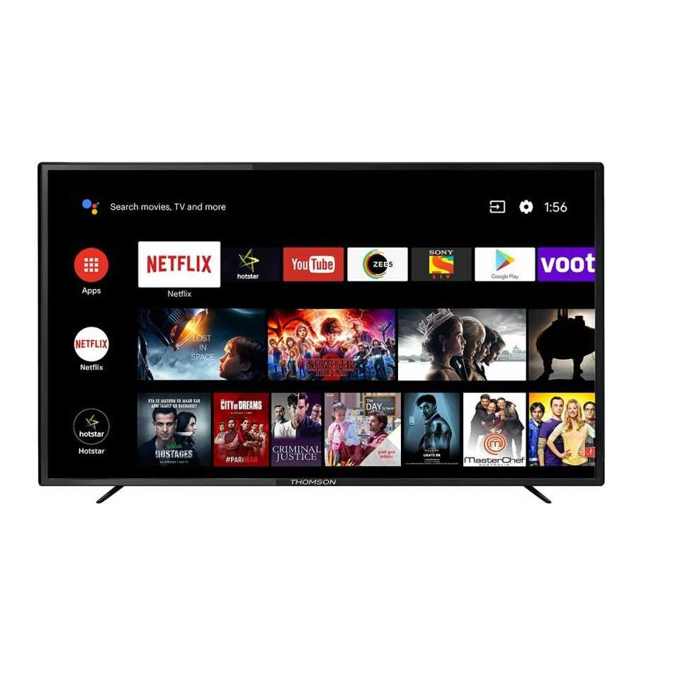 Thomson 65 OATH 7000 65 Inch 4K Ultra HD Smart Android LED Television