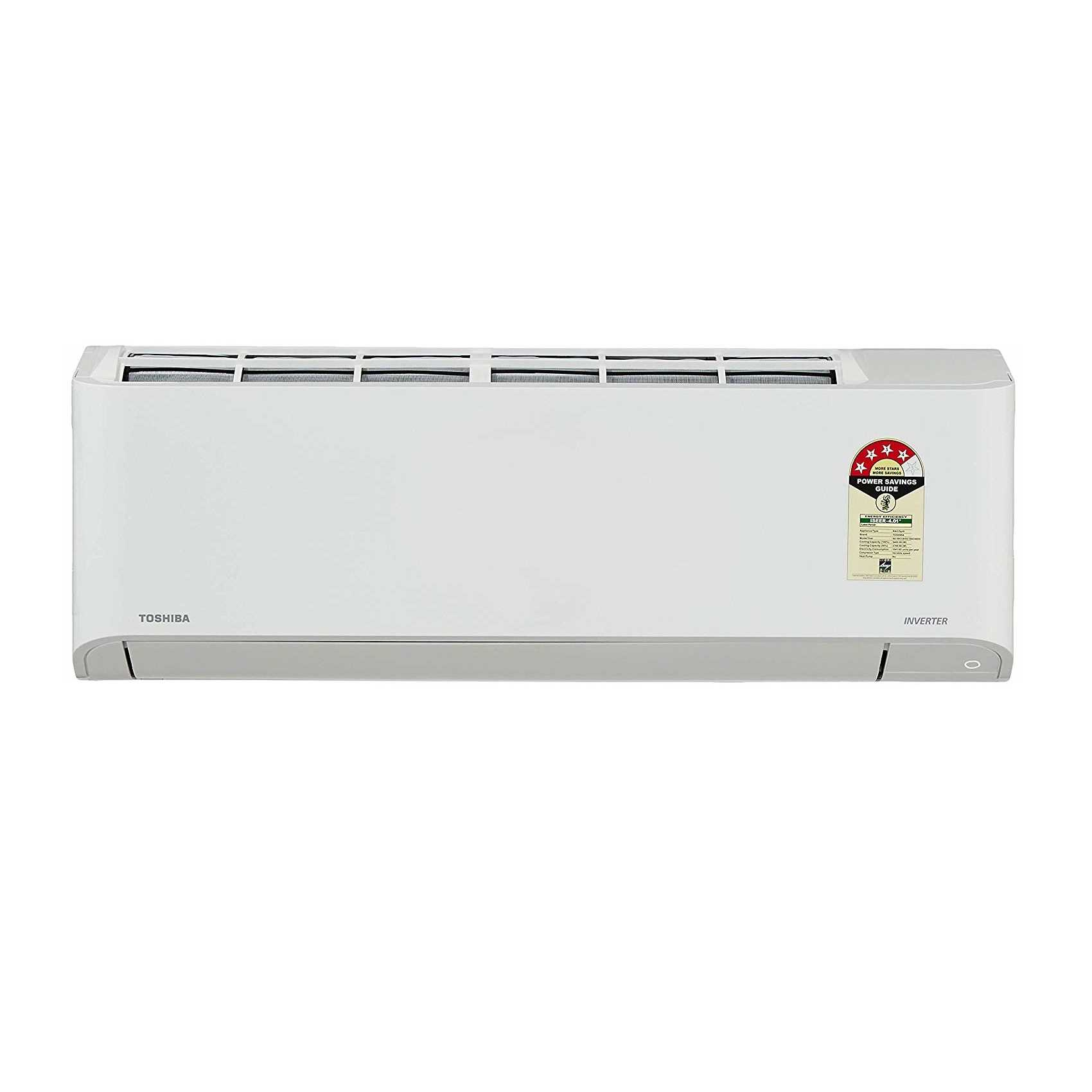 Toshiba RAS 18BKCV IN 1.5 Ton 4 Star Inverter Split AC