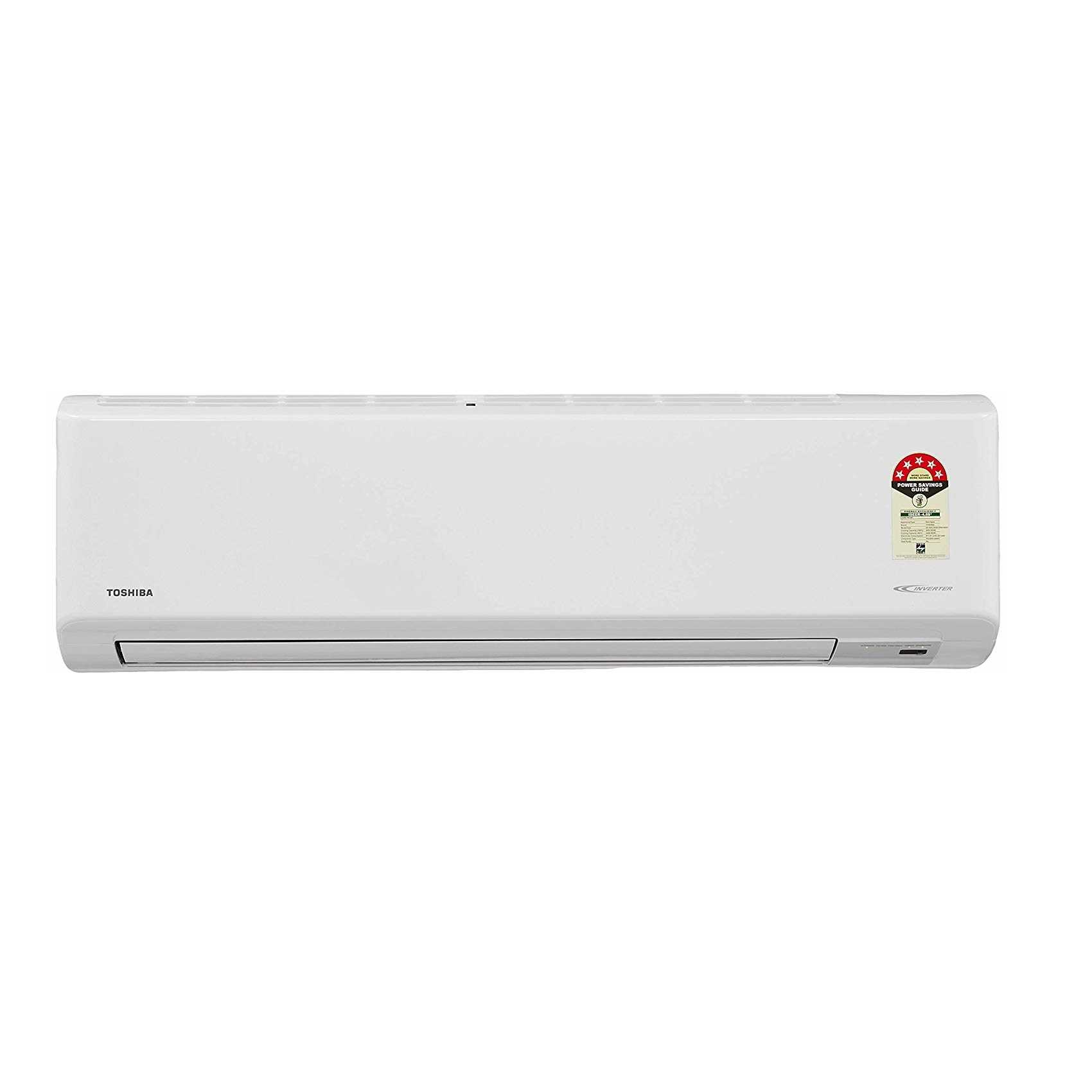 Toshiba RAS 18N3KCV IN 1.5 Ton 5 Star Inverter Split AC