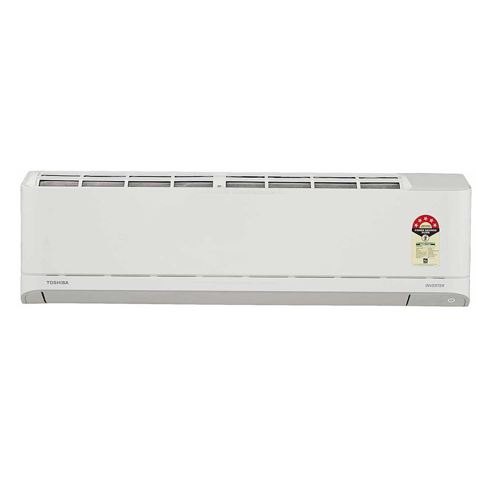 Toshiba RAS 18PKCV2G IN 1.5 Ton 5 Star Inverter Split AC