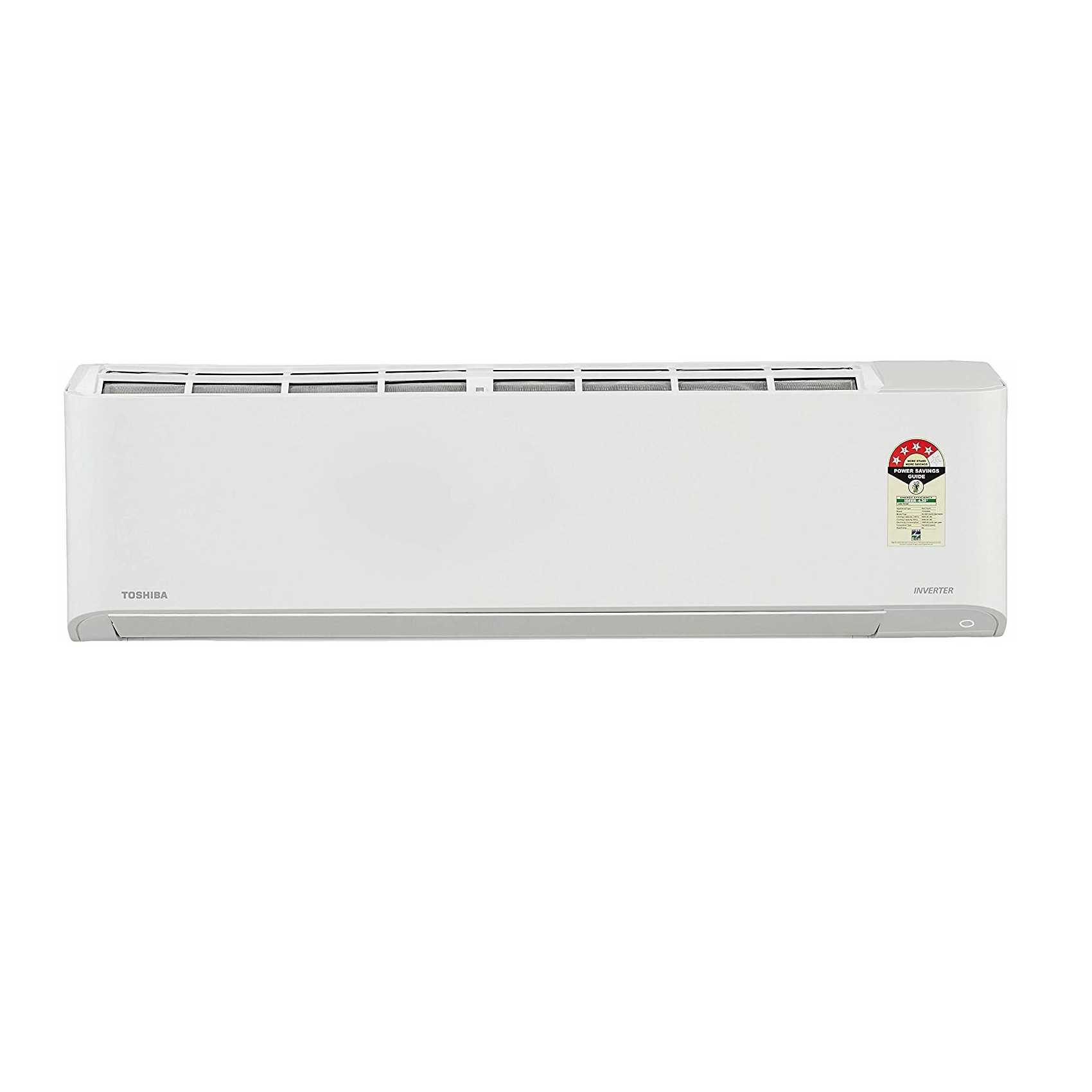 Toshiba RAS 24BKCV IN 1.8 Ton 4 Star Inverter Split AC