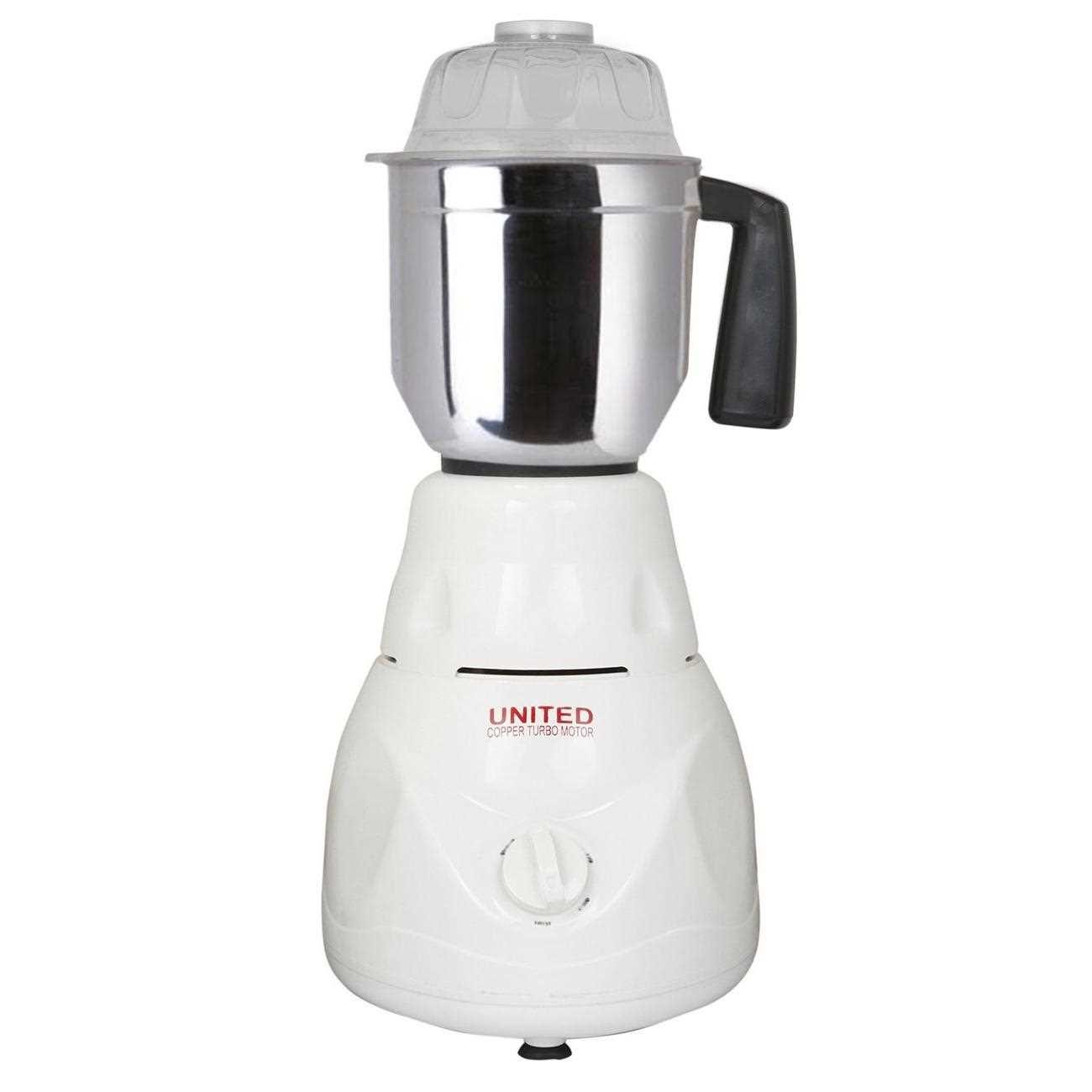 United A Star Mini 400 W Mixer Grinder