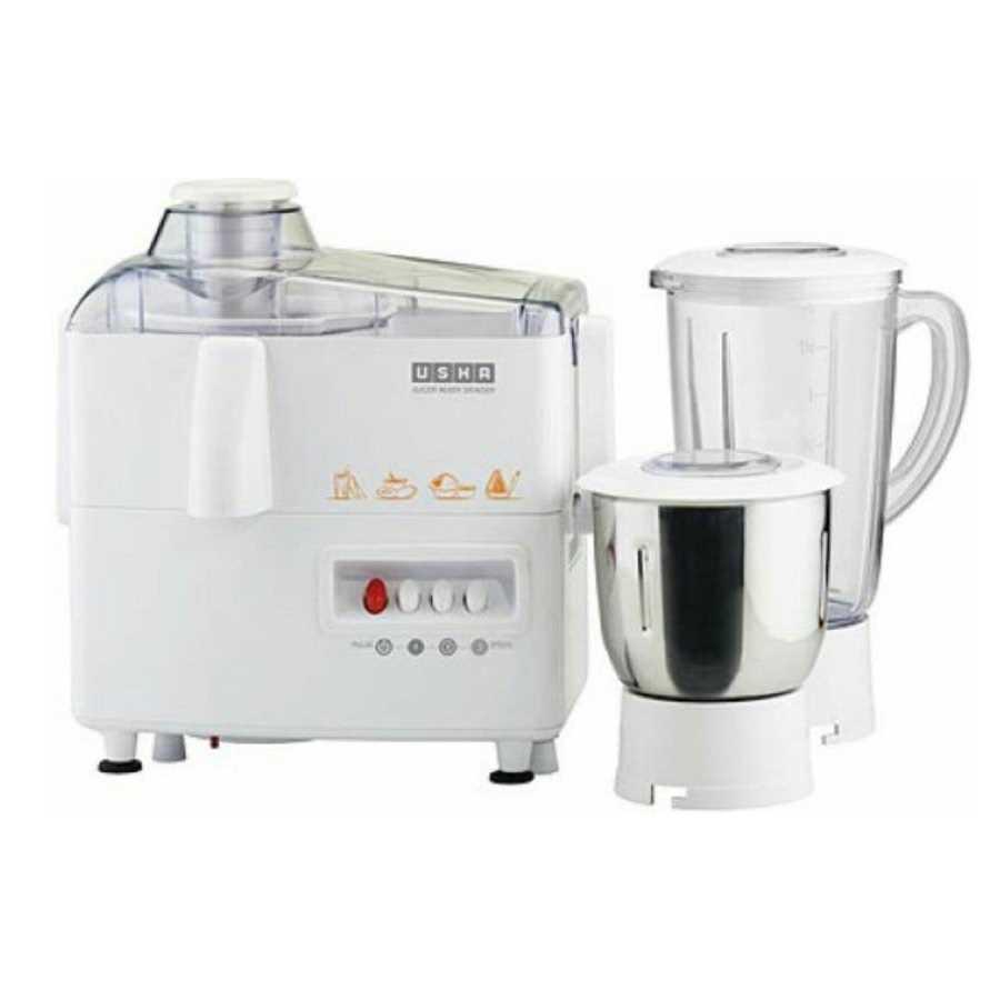 Usha JMG3345 230 W Juicer Mixer Grinde