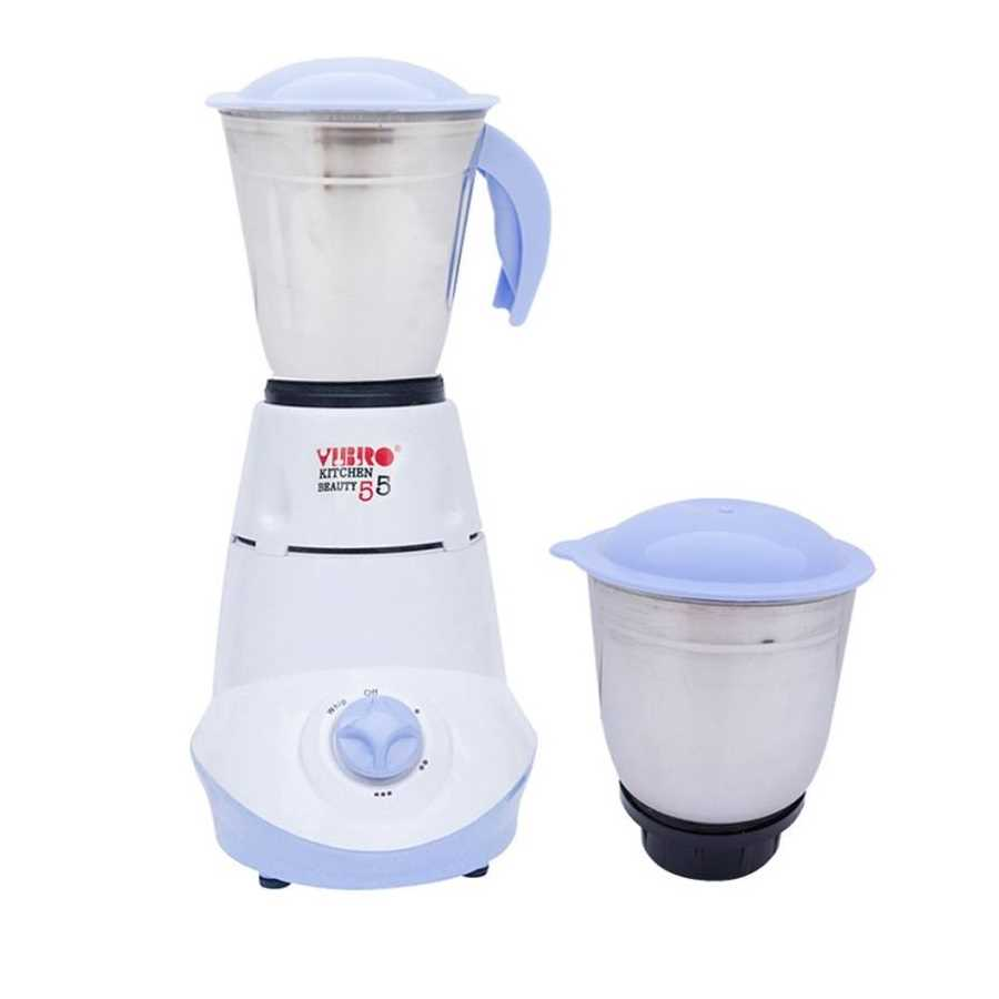 Vibro Kitchen Beauty 55 450 W Mixer Grinder