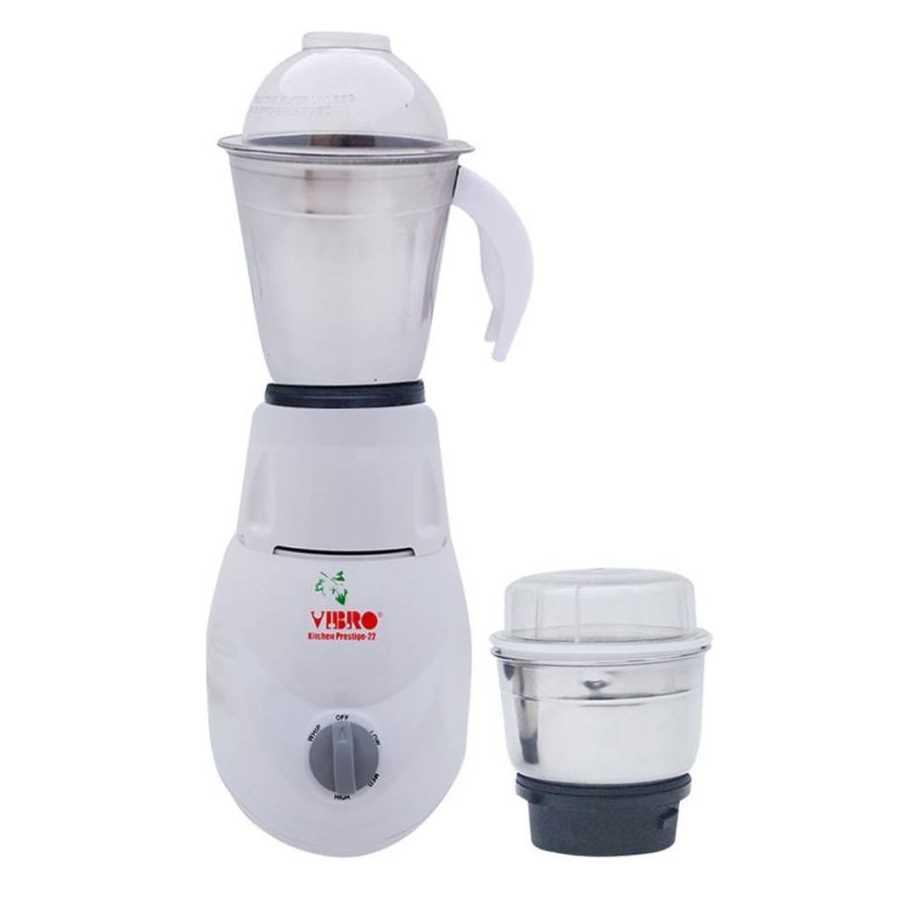 Vibro Kitchen Prestige 22 450 W Mixer Grinder