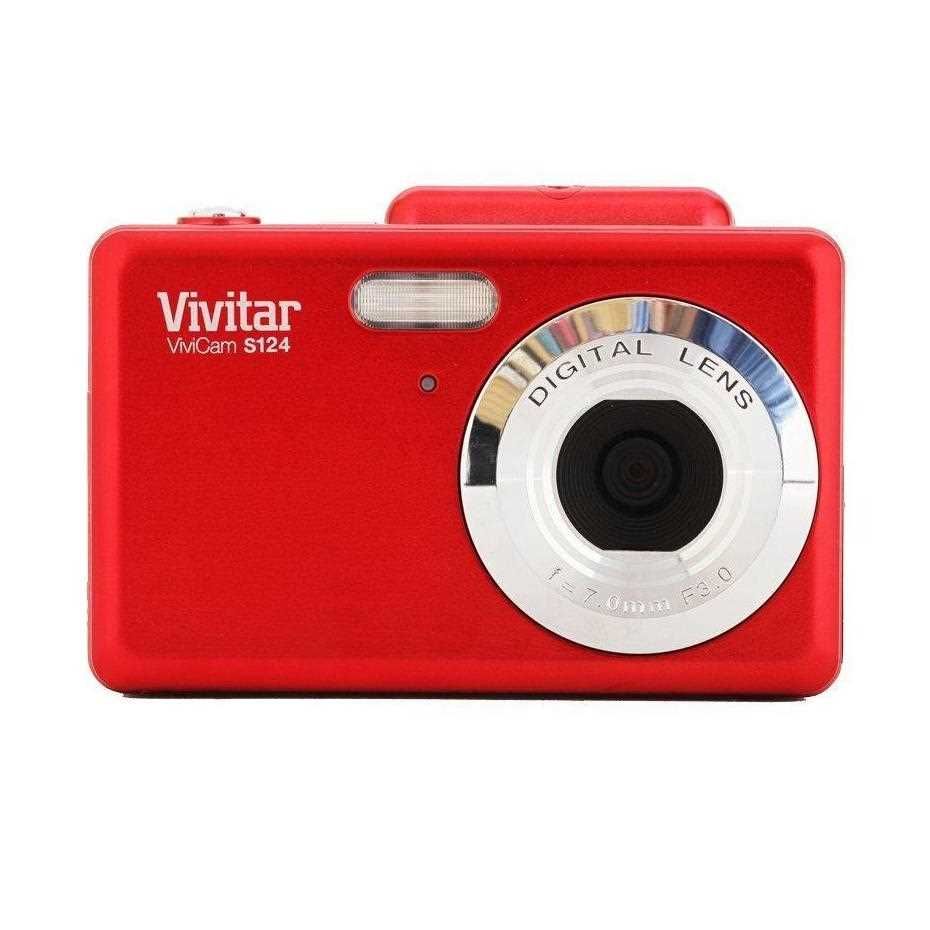 Vivitar Vivicam S124 Camera