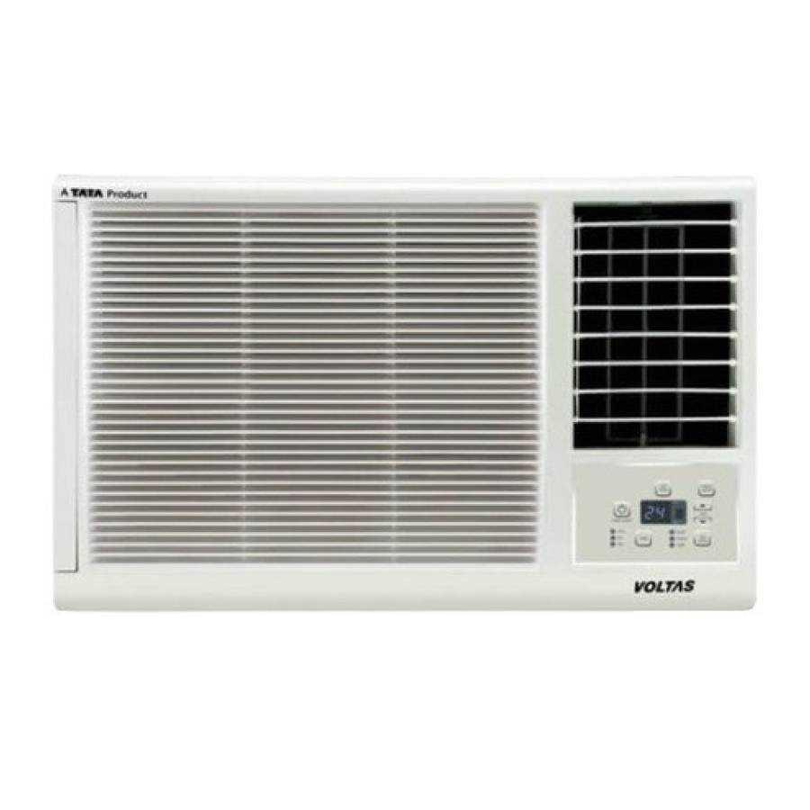 Voltas 103 LZF 0.75 Ton 3 Star Hot and Cold Inverter Window AC