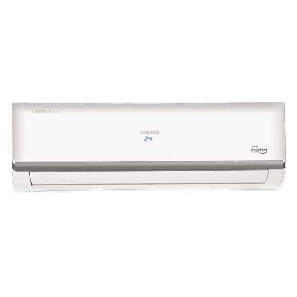 Voltas 125V MZM 1 Ton 5 Star BEE rating 2018 Copper Inverter Split AC