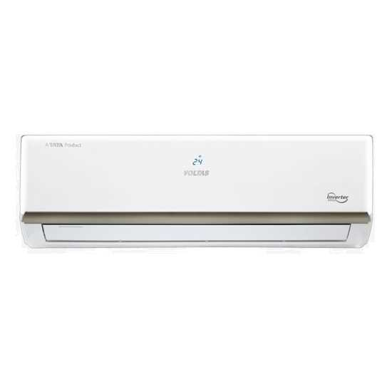 Voltas 183V EZL 1.5 Ton 3 Star BEE Rating 2018 Copper Inverter Split AC