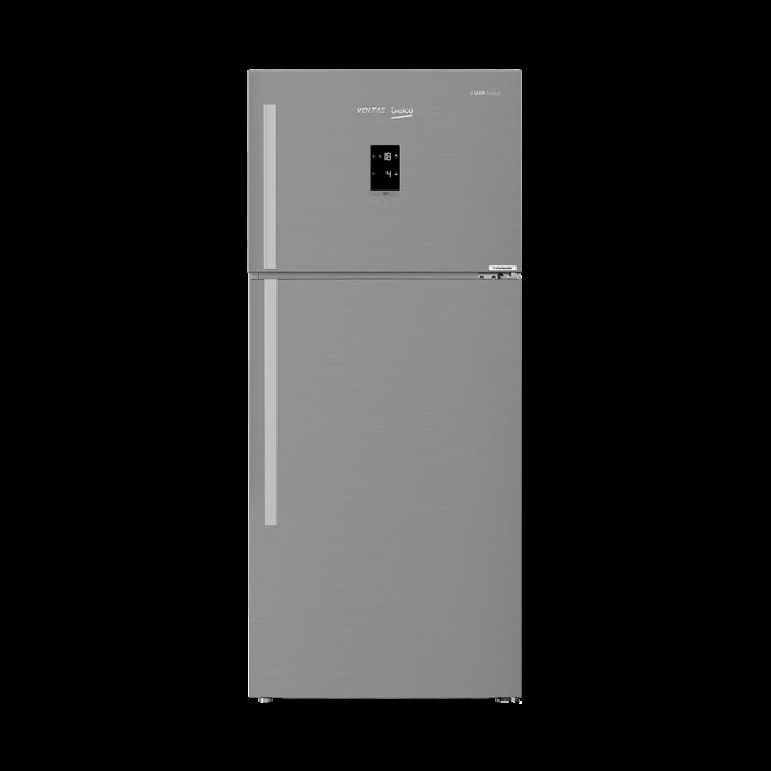 Voltas Beko RFF533IF 510 Liter Inverter 3 Star Frost Free Double Door Refrigerator