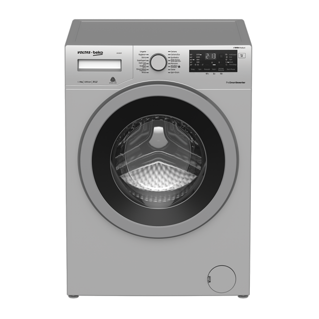 Voltas Beko WFL80S 8 kg Fully Automatic Front Loading Washing Machine