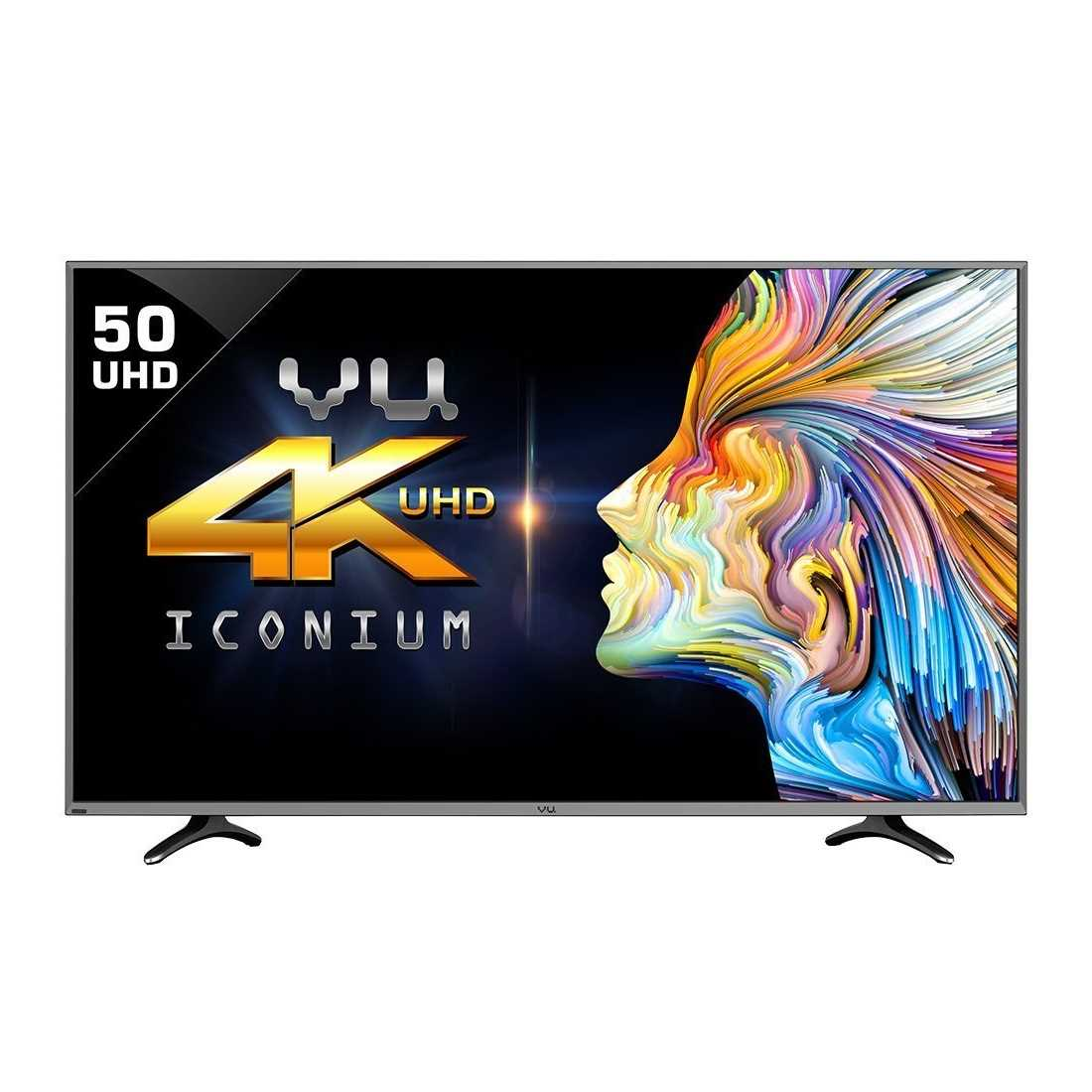 Vu 50BU116 50 Inch 4K Ultra HD Smart LED Television