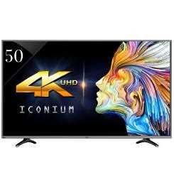 Vu LEDN50K310X3D 50 Inch 4K Ultra HD Smart LED Television