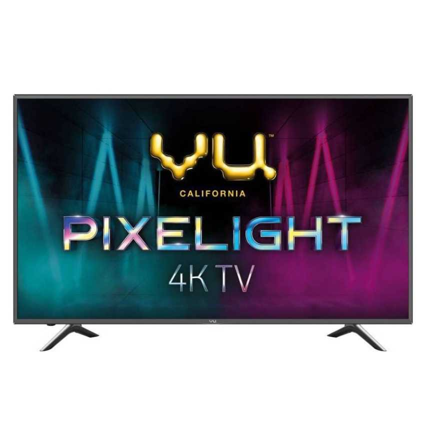 Vu Pixelight 50SM 50 Inch 4K Ultra HD Smart LED Television