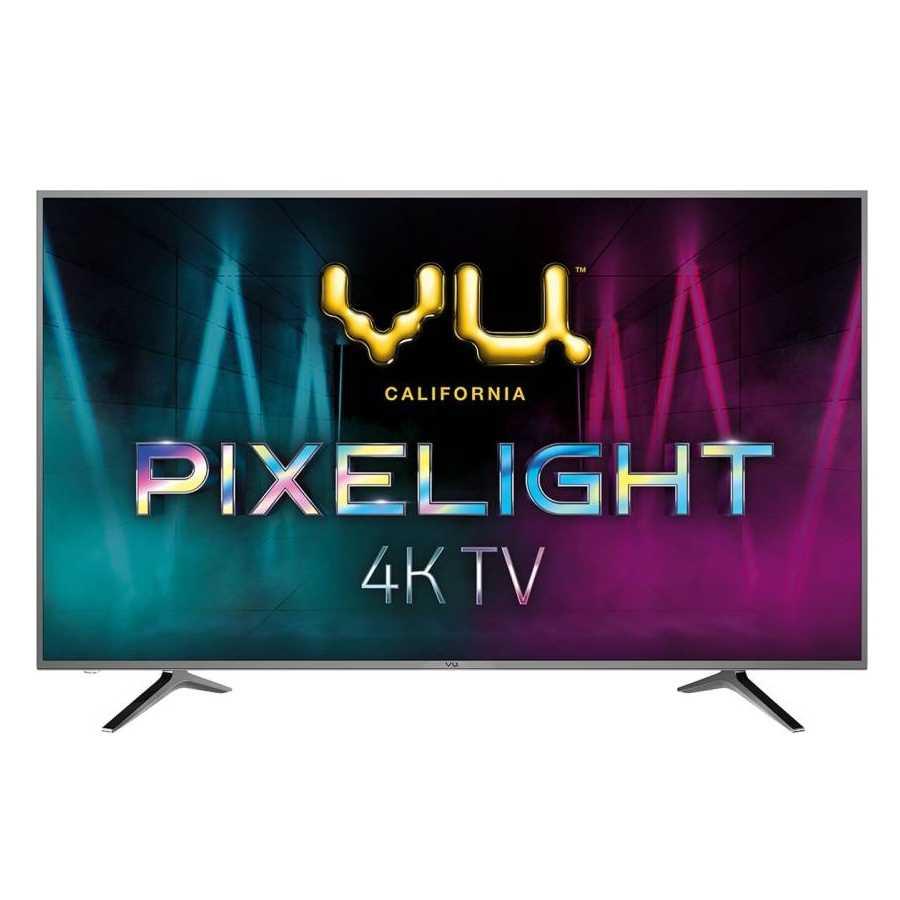 Vu Pixelight 65-QDV 65 Inch 4K Ultra HD Smart LED Television