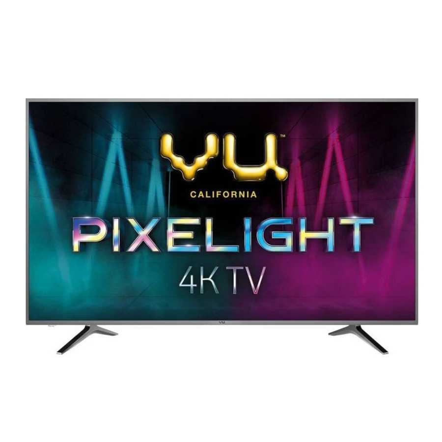 Vu Pixelight 65BPX 65 Inch 4K Ultra HD Smart LED Television