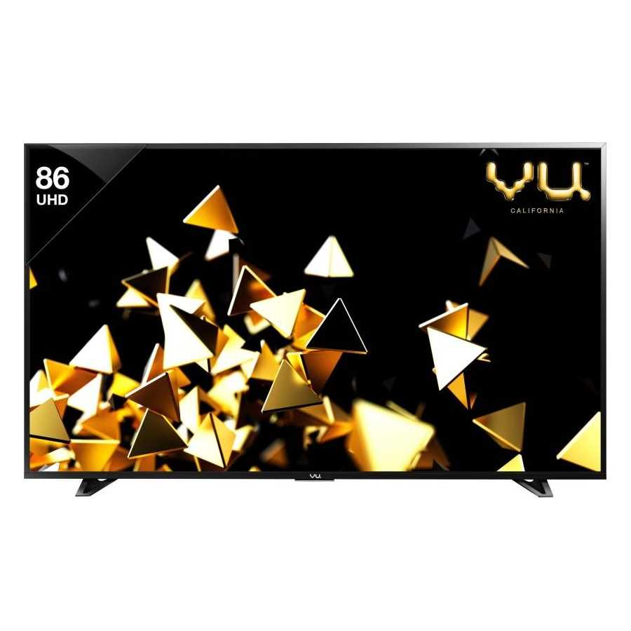 Vu Pixelight PXUHD86 86 Inch 4K Ultra HD Smart LED Television