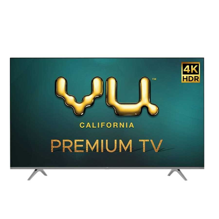 Vu Premium 43PM 43 Inch 4K Ultra HD Smart LED Android Television