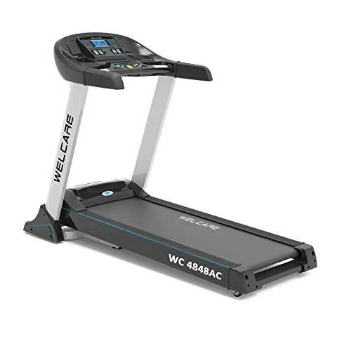 Welcare WC4848 Motorized Treadmill