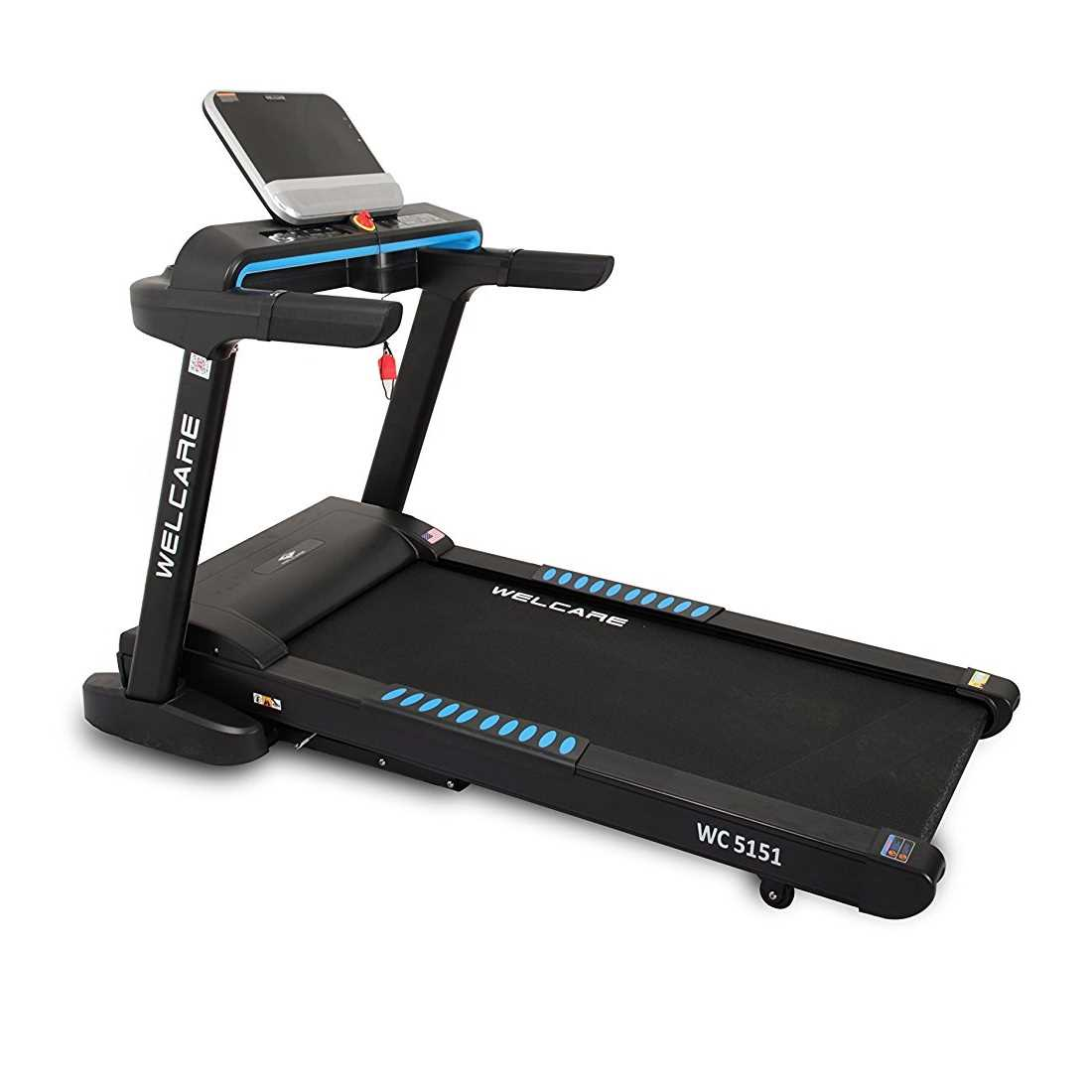 Welcare WC5151 Motorized Treadmill