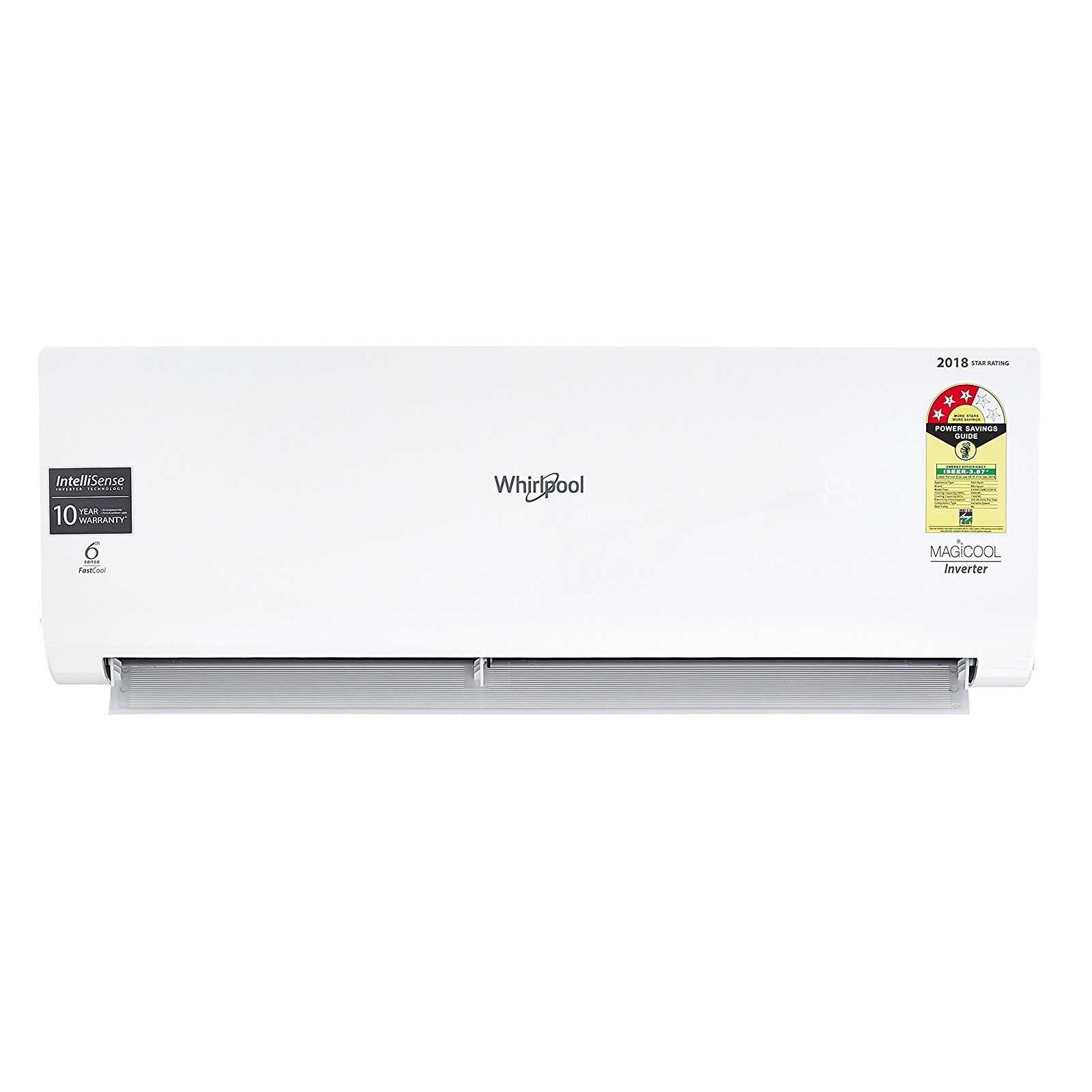Whirlpool 0.8T MagiCool 3S COPR 0.8 Ton 3 Star Inverter Split AC