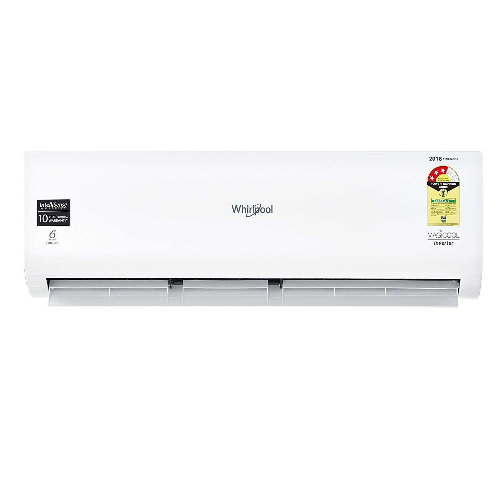 Whirlpool 1.5T MagiCool 3S COPR 1.5 Ton 3 Star Inverter Split AC