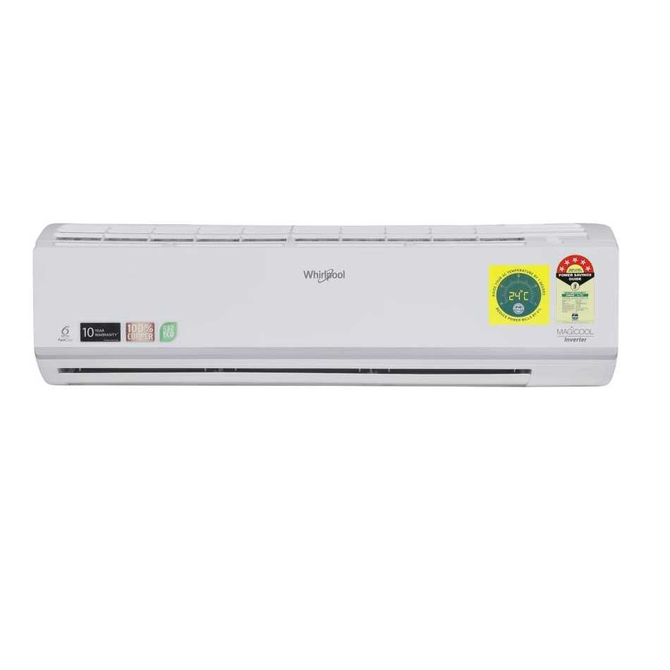 Whirlpool 1.5T Magicool Pro 5S COPR INV 1.5 Ton 5 Star Inverter Split AC