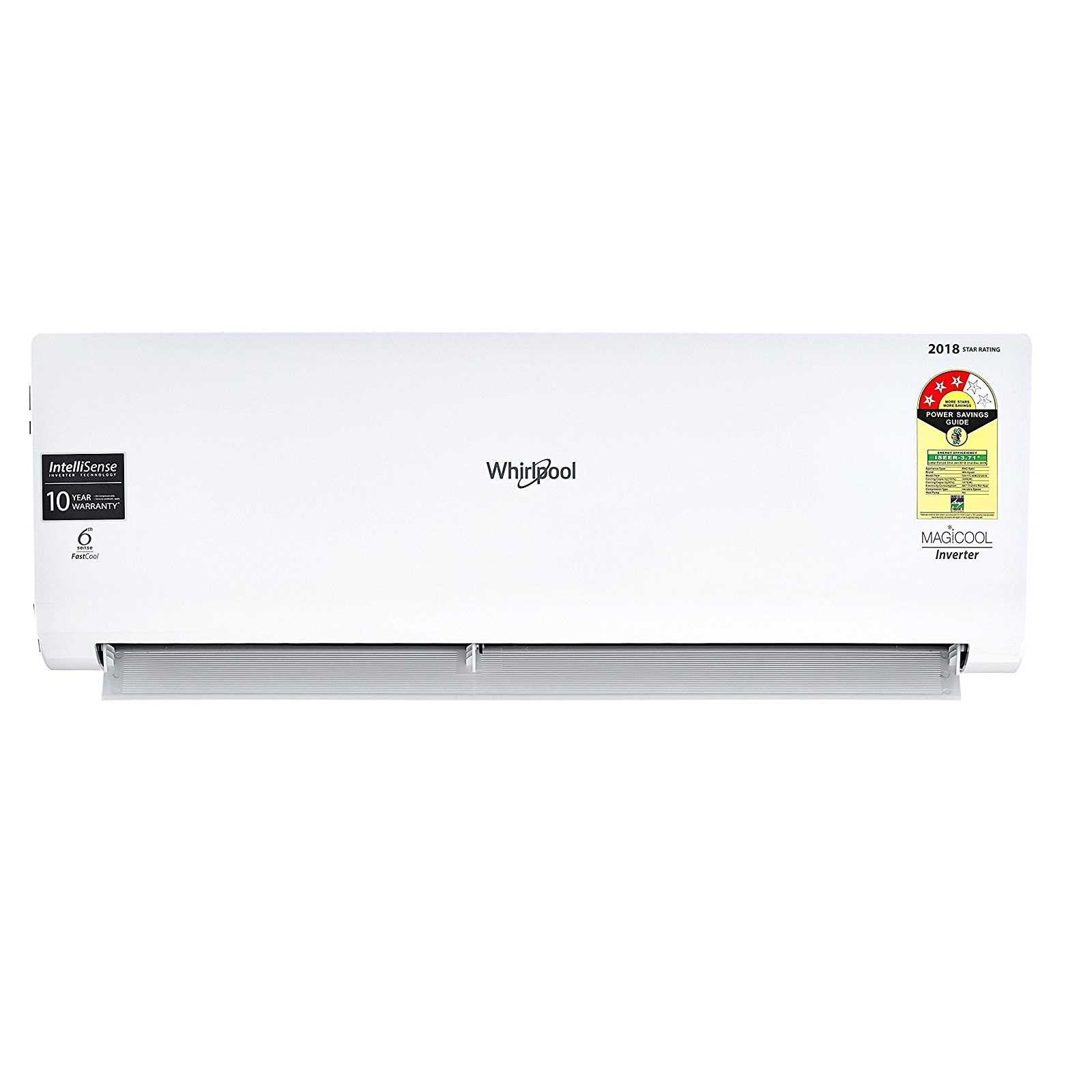 Whirlpool 1T MagiCool 3S COPR 1 Ton 3 Star Inverter Split AC