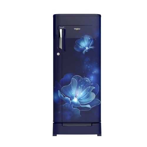 Whirlpool 205 IceMagic Powercool Roy 5S 190 Litre Direct Cool Single Door Refrigerator