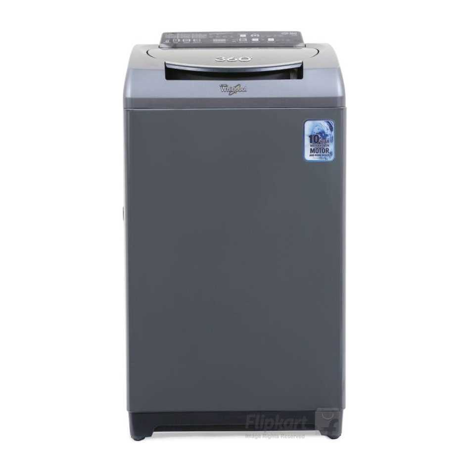 Whirlpool 360° Bloomwash Ultimate Care 7.5 Kg Fully Automatic Top Loading Washing Machine
