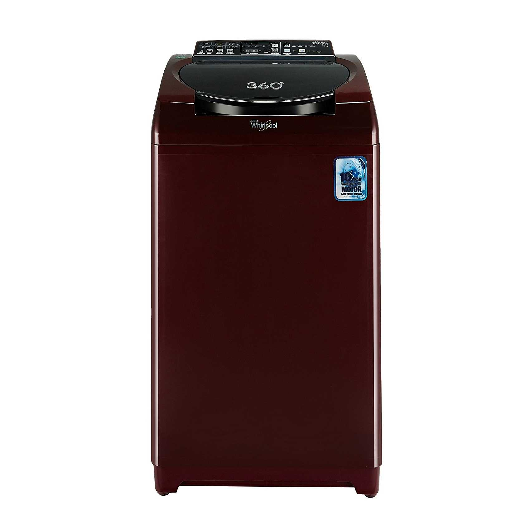 Whirlpool 360° Bloomwash Ultra 7.0 7 Kg Fully Automatic Top Loading Washing Machine