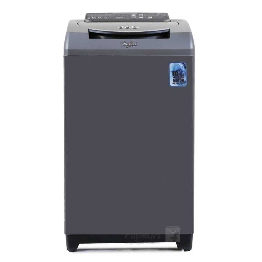 Whirlpool 360° Bloomwash Ultimate Care 10 Kg Fully Automatic Top Loading Washing Machine