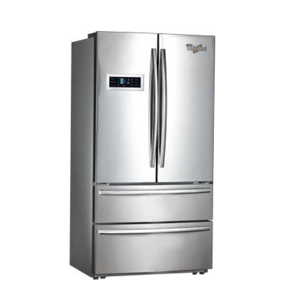 Whirlpool 702 FDBM 570 Litres Frost Free French Refrigerator