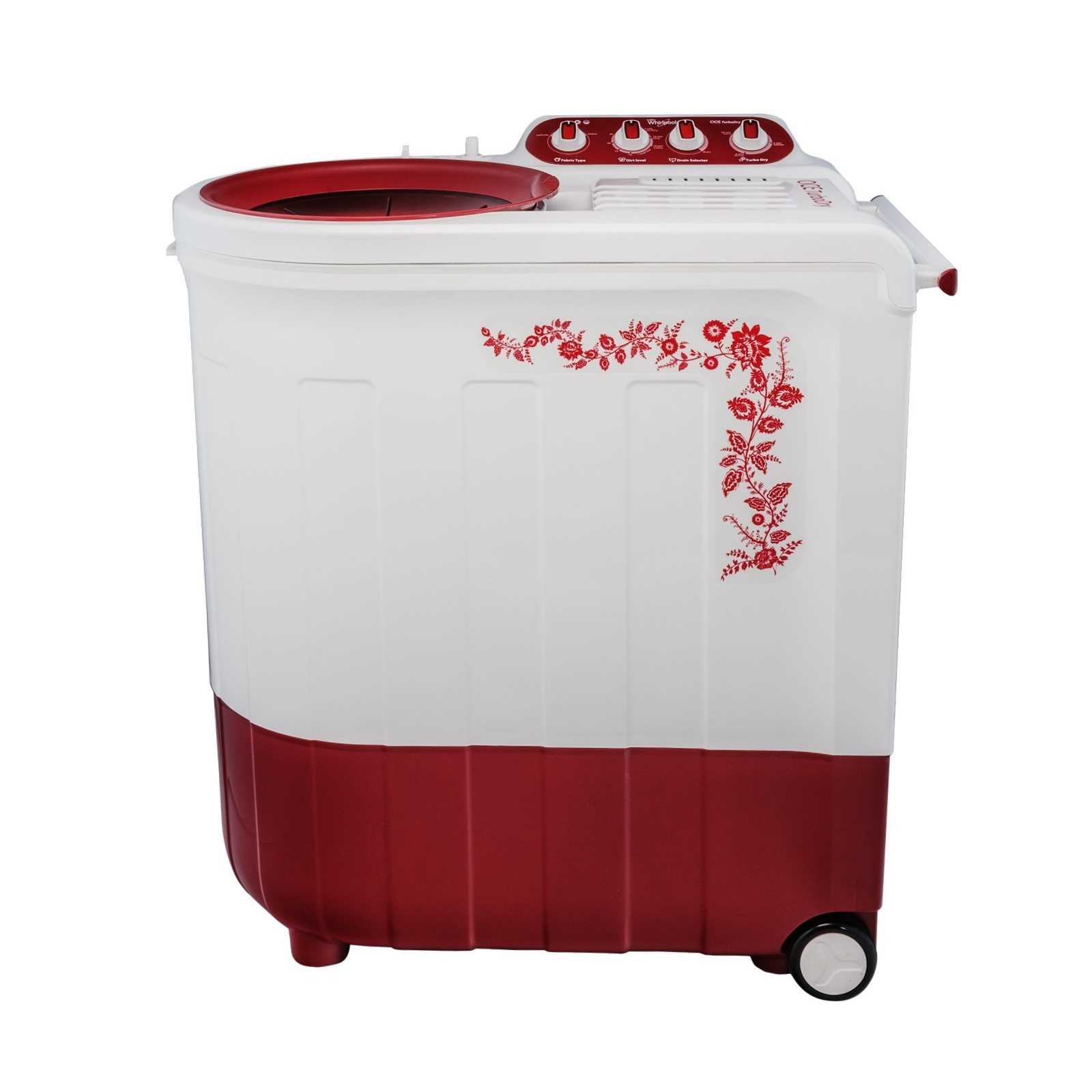 Whirlpool Ace Turbo Dry 8.2 kg Semi Automatic Top Loading Washing Machine