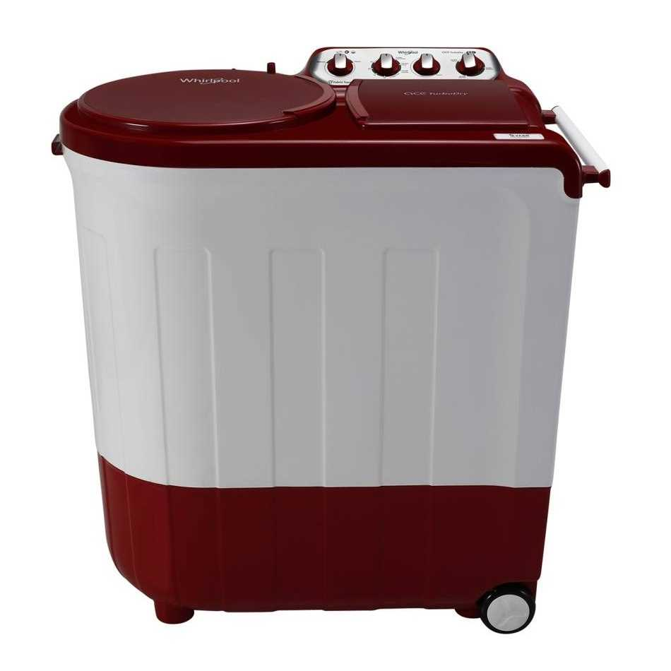 Whirlpool Ace Turbo Dry 8.5 Kg Semi Automatic Top Loading Washing Machine
