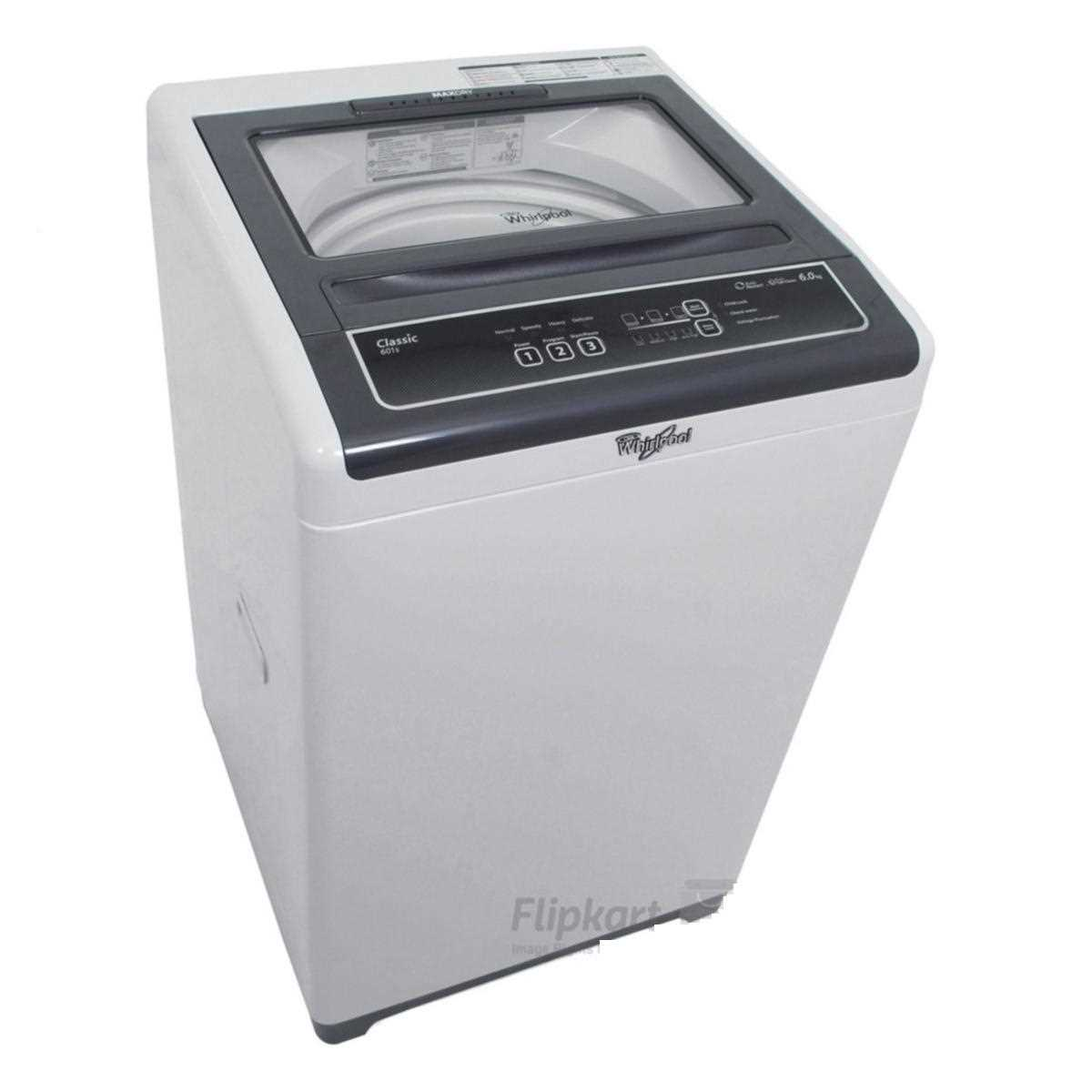 Whirlpool Classic 601S 6 Kg Fully Automatic Top Loading Washing ...