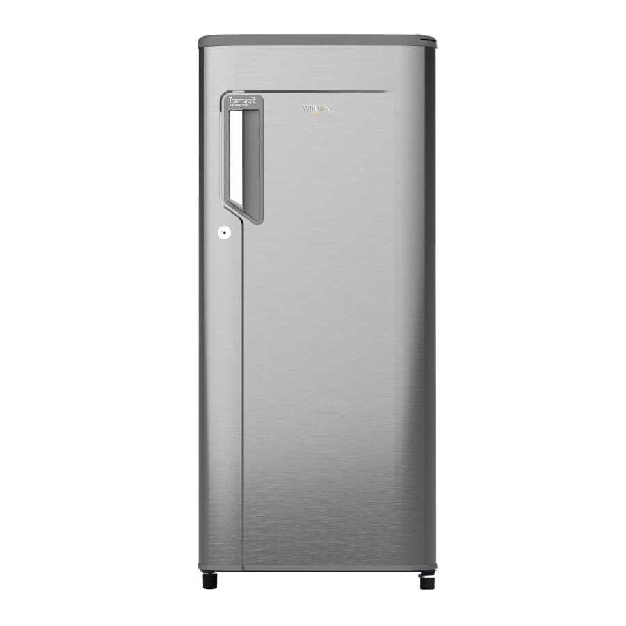 Whirlpool IceMagic Powercool CLS PRM 4S 190 Litres Direct Cool Single Door Refrigerator