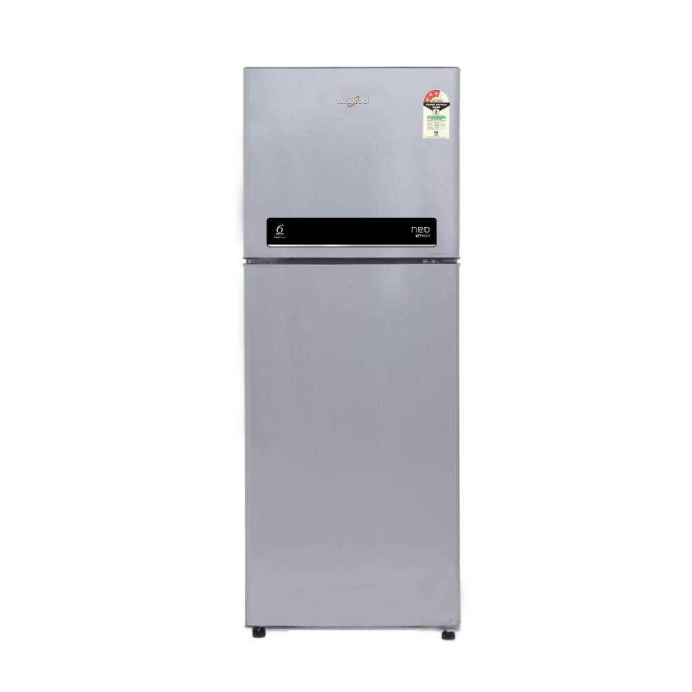 Whirlpool NEO DF278 PRM 265 Litres Double Door Frost Free Refrigerator