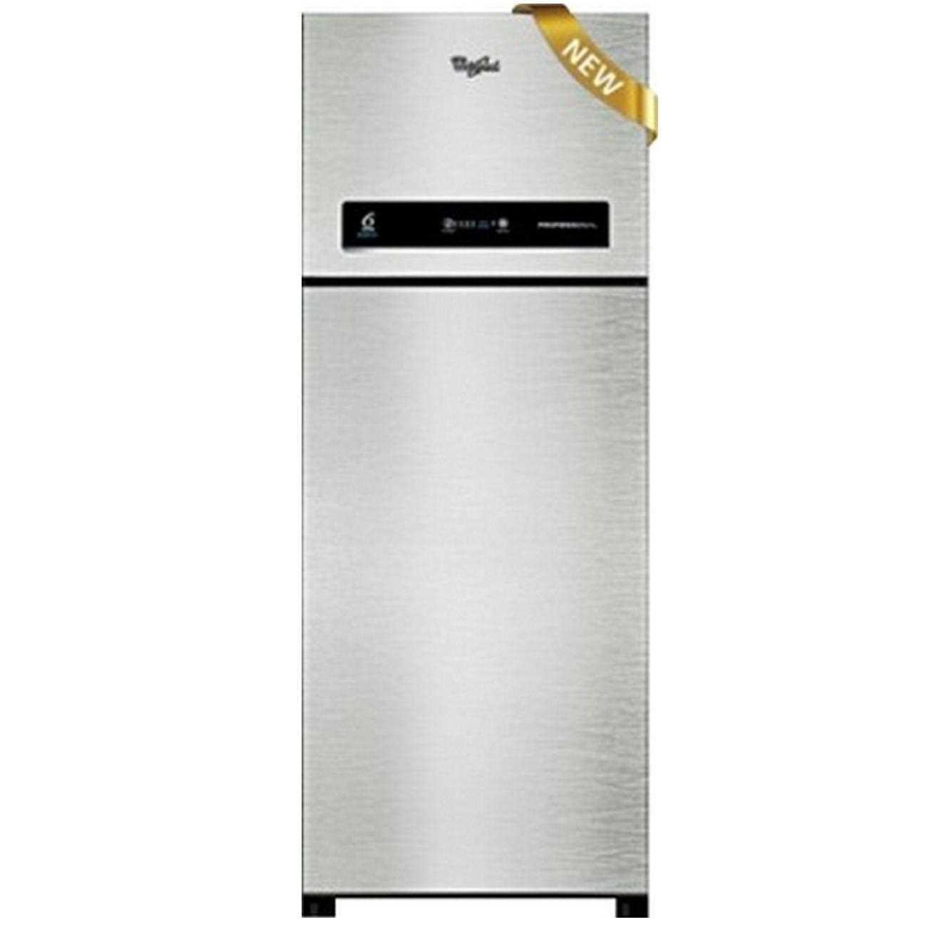 Whirlpool Pro 375 ELT 4S Double Door 360 Litres Frost Free Refrigerator