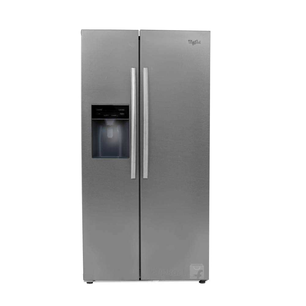 68995a83e52 Whirlpool SBS 600 568 Litres Frost Free Side by Side Refrigerator Price  3  Jun 2019