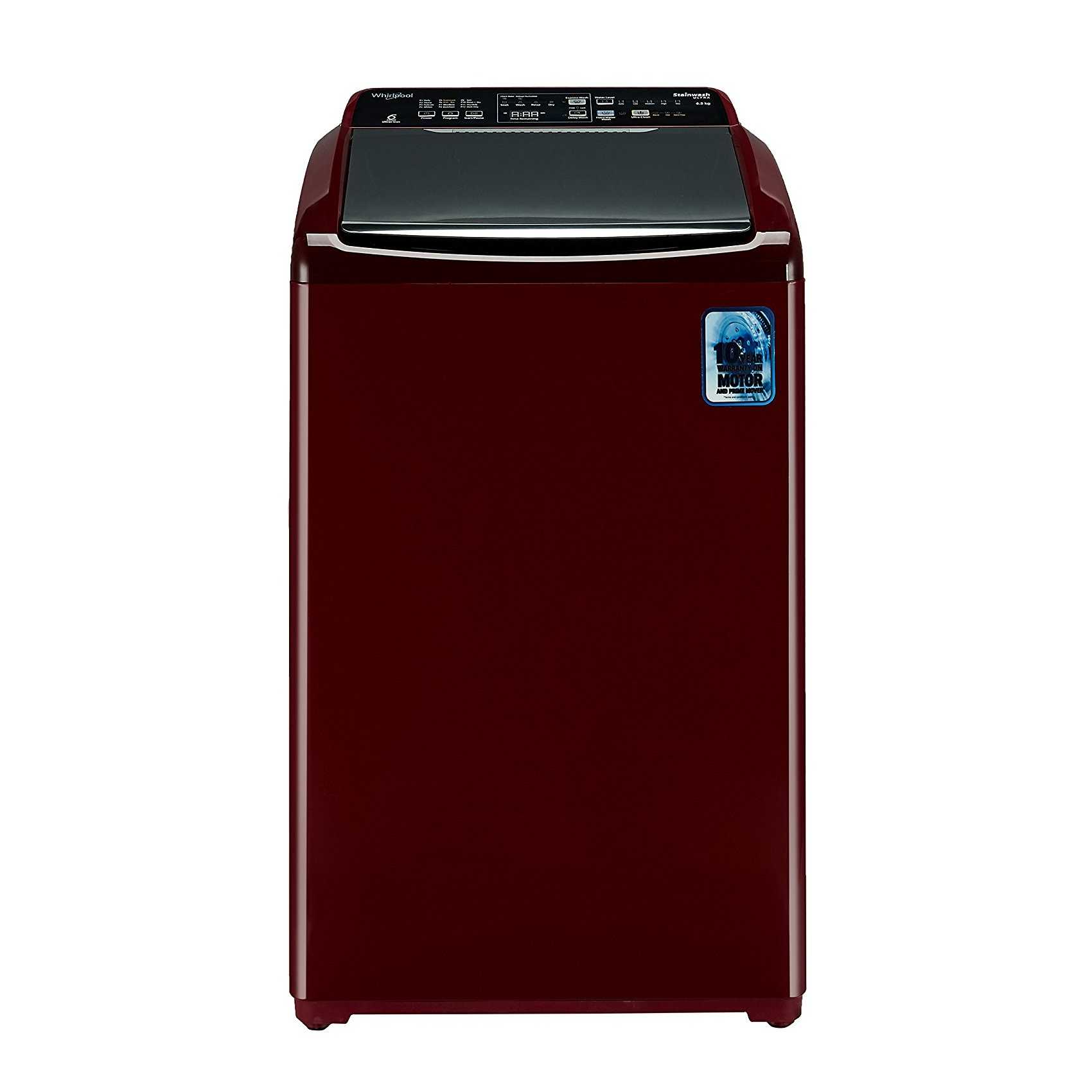 Whirlpool Stainwash Ultra 6.5 Kg Fully Automatic Top Loading Washing Machine