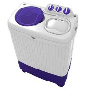Whirlpool Superb 65 6.5 Kg Semi Automatic Top Loading Washing Machine