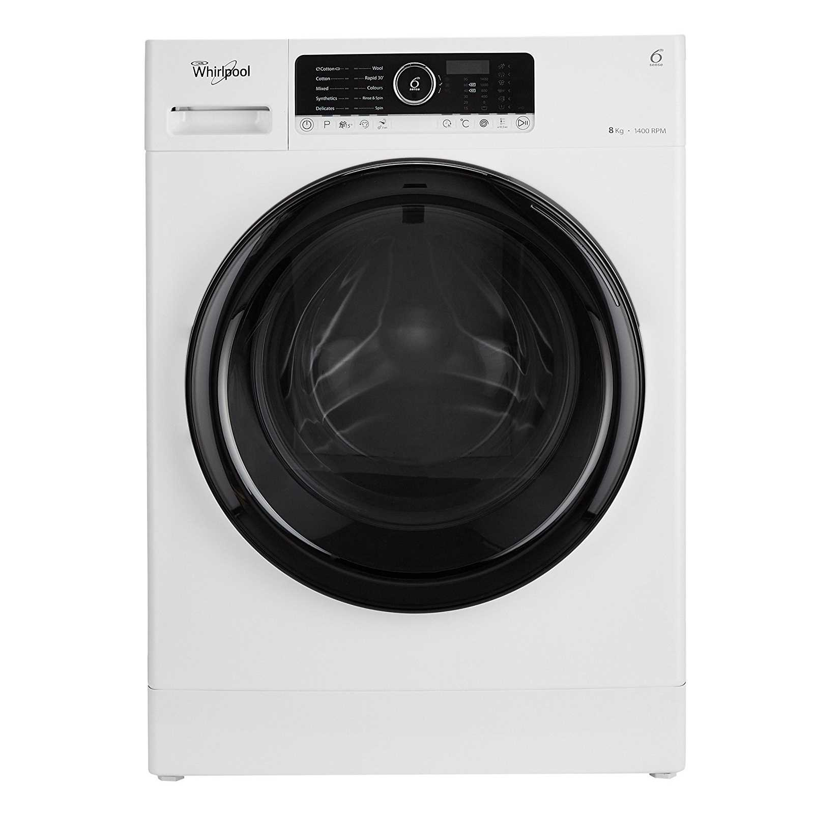 Whirlpool Supreme Care 8 Kg Fully Automatic Front Loading Washing Machine